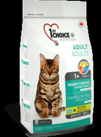 Weight Control - для кошек контроль веса
