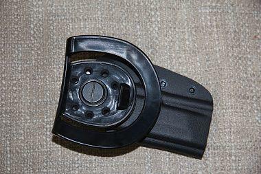 Кобура пластиковая для пистолета Викинг модель № 24 Стич Профи