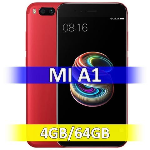 Xiaomi Mi A1  (4-64Gb) Red