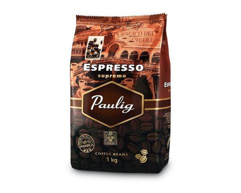 Кофе в зернах Paulig Espresso Supremo, 1 кг