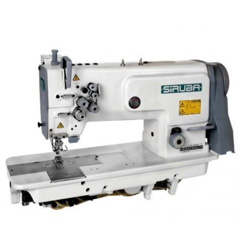 Прямострочная двухигольная швейная машина Siruba T828-45-064M | Soliy.com.ua