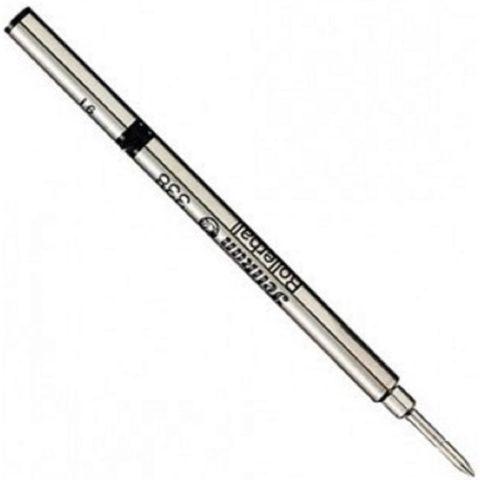 Стержень роллер Pelikan 338 F (PL908483) F черный чернила для ручек роллеров