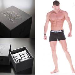 Мужские боксеры Nebbia AW 101