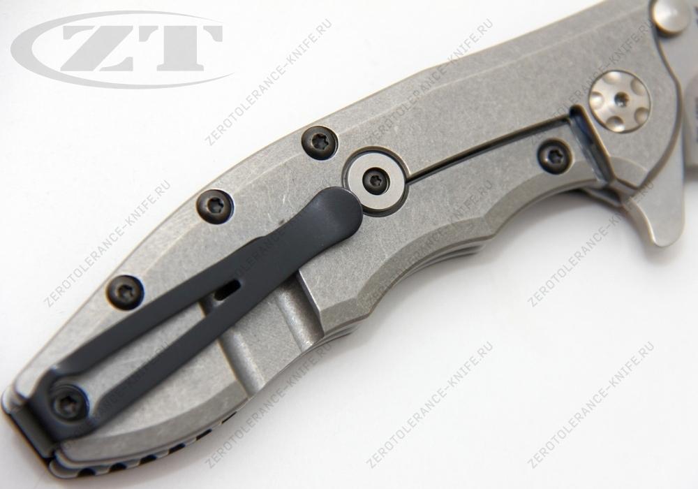 Нож Zero Tolerance 0562 S35VN Hinderer - фотография