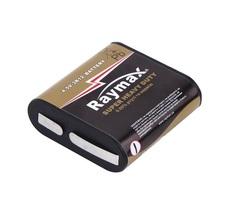 Батарейки Raymax 3R12, 4.5V квадрат (1/24)