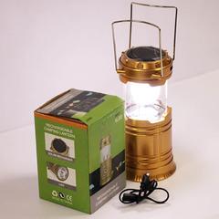 Фонарь кемпинговый аккумуляторный светодиодный