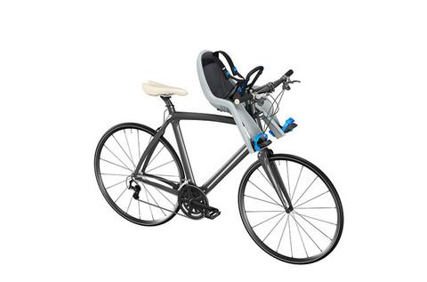 Картинка велокресло Thule RideAlong Mini темно-серое