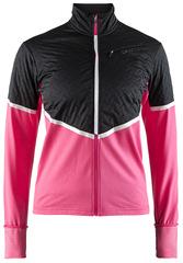 Утепленная куртка для бега Craft Urban Thermal Wind Pink женская