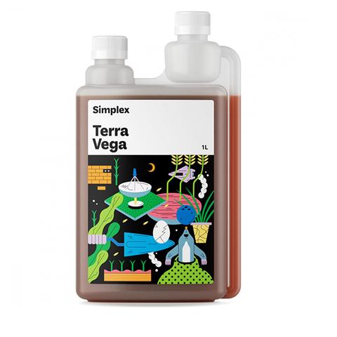 Органоминеральное удобрение Simplex Terra Vega