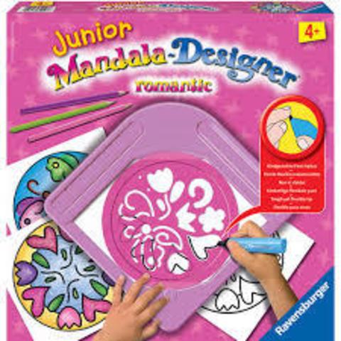 Junior Mandala Romantic