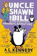 Uncle Shawn and Bill and the Great Big Purple Underwater Underpants Adventure