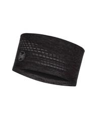 Повязка спортивная светоотражающая Buff Headband Dryflx R-Black