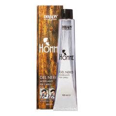 Dikson Homme Gel Noir - Тонирующий гель для ухода за бородой и усами