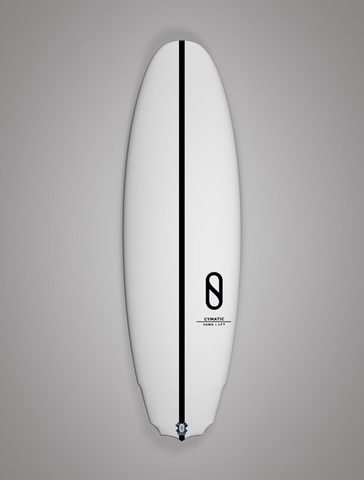 SLATER DESIGNS Cymatic LFT 6'2
