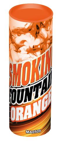 Дым оранжевый 30 сек. h -115 мм