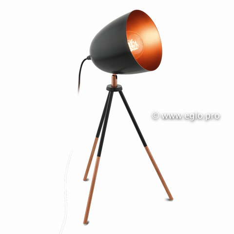 Настольная лампа Eglo  CHESTER  49385