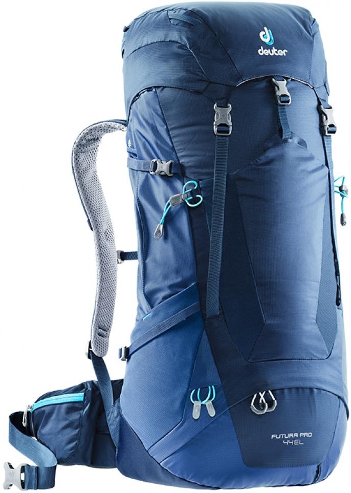 Туристические рюкзаки легкие Рюкзак Deuter Futura PRO 44 EL 686xauto-9599-FuturaPro44EL-3395-18.jpg
