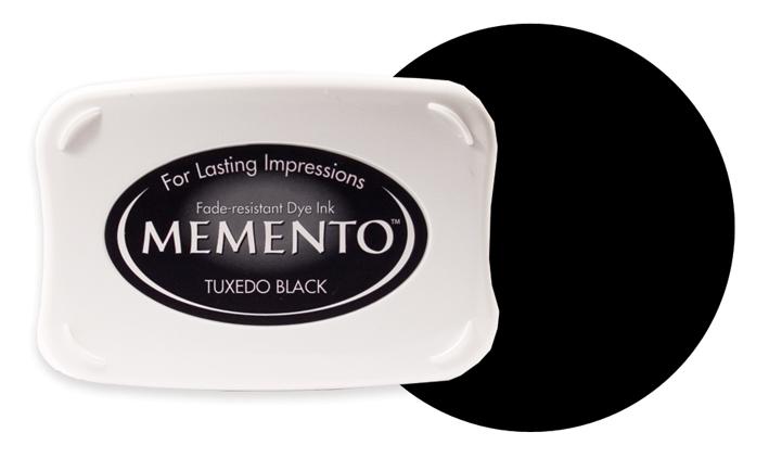 Чернила для заправки подушечки  Memento