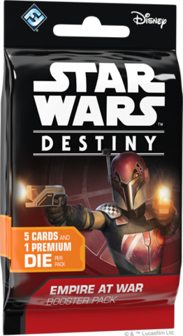 SW Destiny: Empire at War Booster