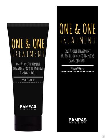 Pampas One & One Treatment
