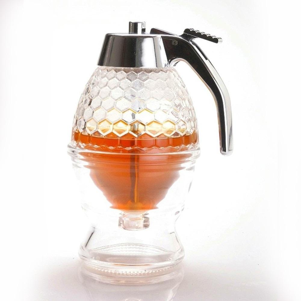 Товары на Маркете Дозатор для меда Honey Dispenser акриловый Дозатор-5.jpg