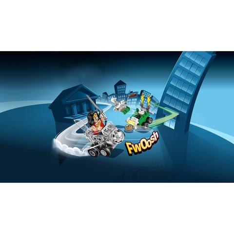 LEGO Super Heroes: Чудо-женщина против Думсдэя 76070 — Wonder Woman vs. Doomsday — Лего Супергерои ДиСи