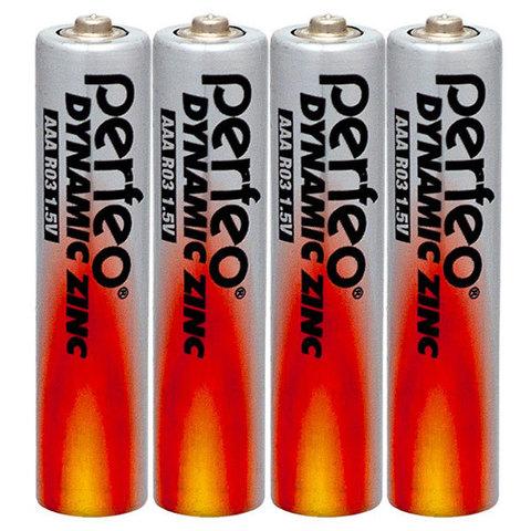 Батарейки Perfeo Dynamic Zinc AAA (R03)