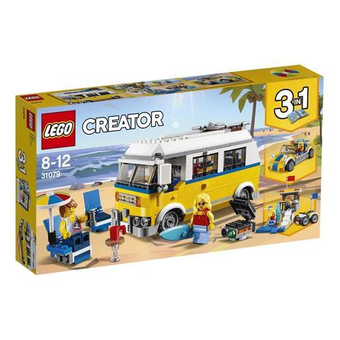 LEGO Creator: Фургон сёрферов 31079 — Sunshine Surfer Van — Лего Креатор Создатель