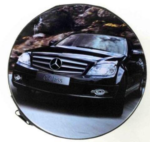 Металлическая сумка для дисков CD-24 MERCEDES C cl