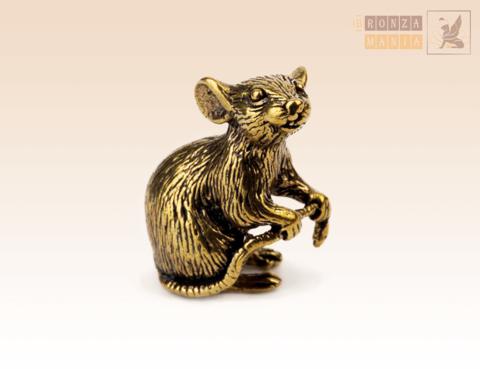 фигурка Мышь с хвостом