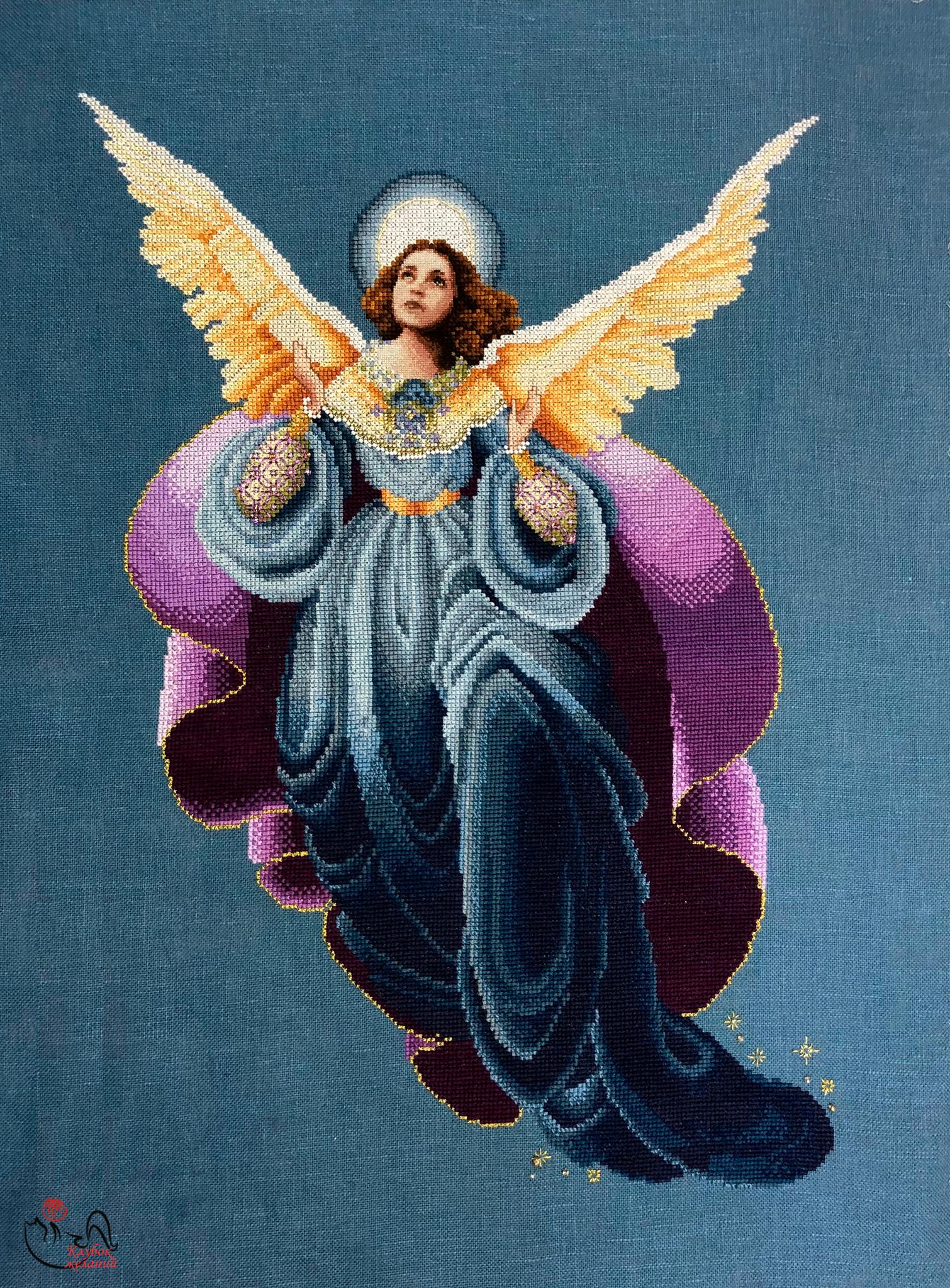 Набор для вышивания Утренний ангел. Арт. 8011