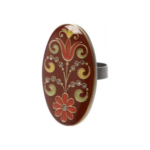 Кольцо K72297.7 R