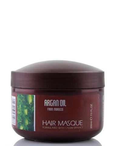 Восстанавливающая маска с маслом арганы, протеинами и аминокислотами кератина, Argan Oil from Morocco, 200мл