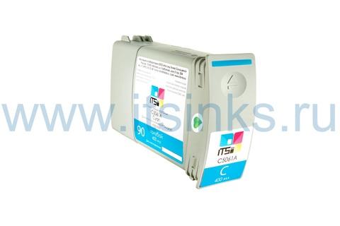 Картридж для HP 90 (C5060A) Cyan 400 мл