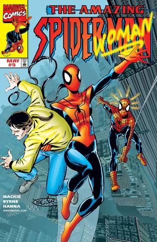 The Amazing Spider Man #5