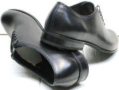 Классические туфли для мужчин Ikoc 063-1 ClassicBlack.