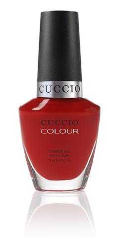 Лак Cuccio Colour, A kiss in Paris, 13 мл.