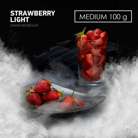 Табак Dark Side MEDIUM Strawberry Light 100 г