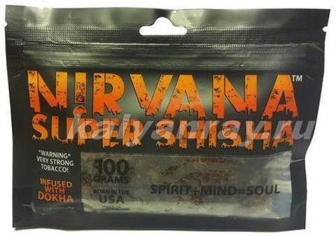 Nirvana Spirit+Mind=Soul