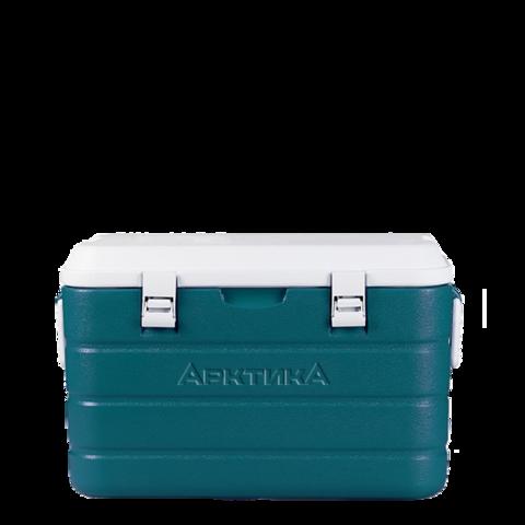 Изотермический контейнер (термобокс) Арктика (60 л.), аквамарин