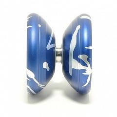 Йо-Йо: AERO Cold Metal CO2 Blue