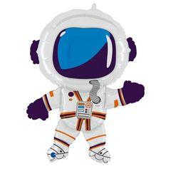 G 36 Фигура Счастливый астронавт / Happy Astronaut / 1 шт. /