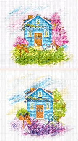 Времена года: Весна, Лето