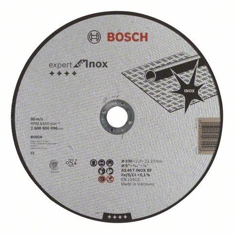 Отрезной диск Expert for Inox 230 мм