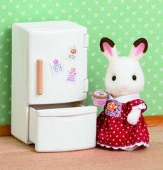 Sylvanian Families Набор «Холодильник с продуктами», новый  (3566)
