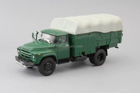 ZIL-130 PSG-160 Pumping fuel khaki 1:43 DeAgostini Auto Legends USSR Trucks #47
