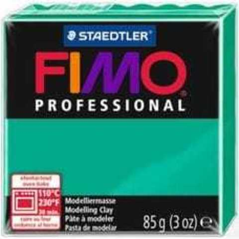 Fimo Professional чисто-зеленый
