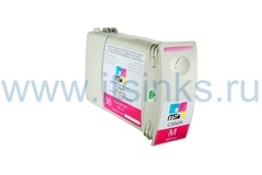 Картридж для HP 90 (C5063A) Magenta 400 мл
