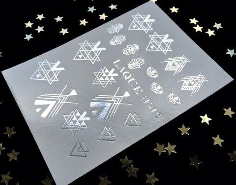 Слайдер-дизайн #F-12 (Серебро)