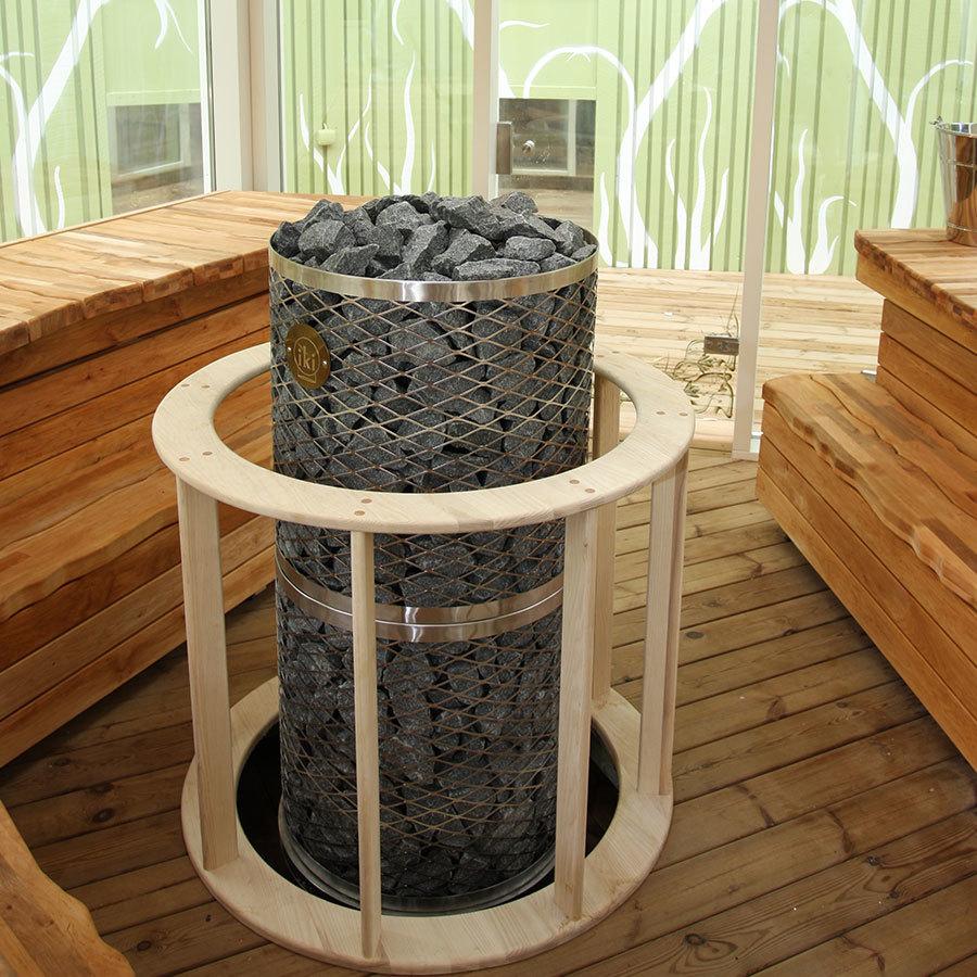 Печь для сауны IKI Pillar, фото 17